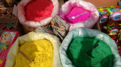 colors for holi
