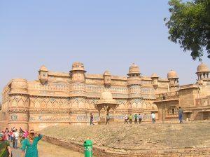 Raja Man Singh Palace, Gwalior fort