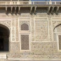 Agra: Itmad-ud-Daula Tomb