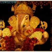 Elephant headed God : Lord Ganesh