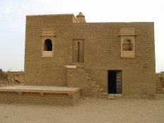 priest's house