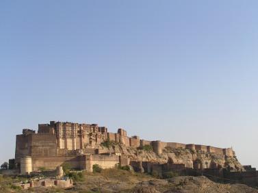 Mehrangarh Fort , Jodhpur