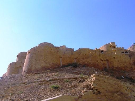 Trikuta Fort , Jaisalmer