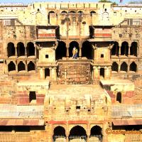 Jaipur: Chand Baori (Abhaneri Stepwell)