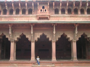 residential quarters of royal women