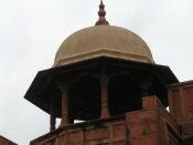 jharoka or Muthaman burj