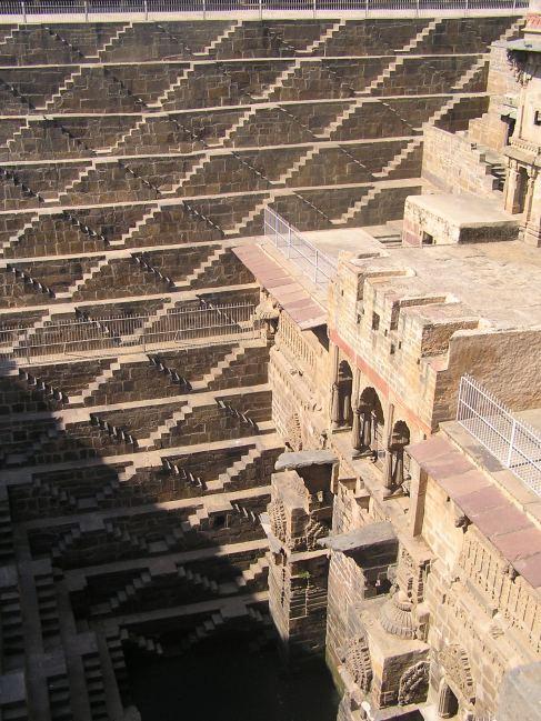 steps of the baori