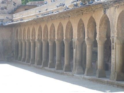 resting corridors