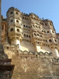 Palace walls