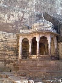 Kirat Singh Sodha's Chhatri