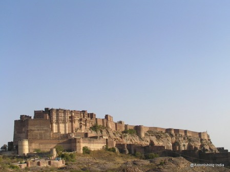 Majestic Mehrangarh Fort