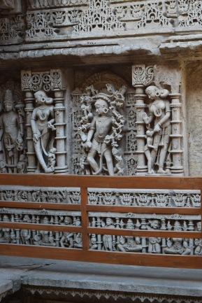 Sculptures of Goddess Kali
