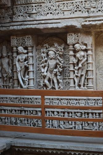 Sculptures of Goddess Kali