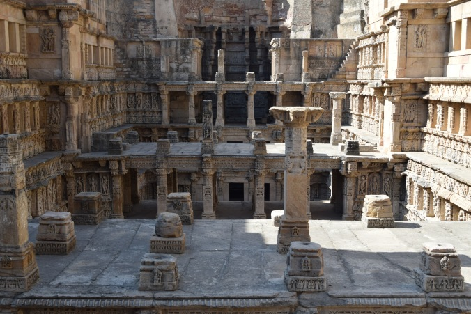 Stepwell, Gujarat