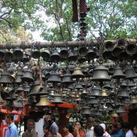 Golu Devta Temple,Ghorakhal, Nainital