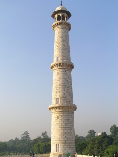 working minaret