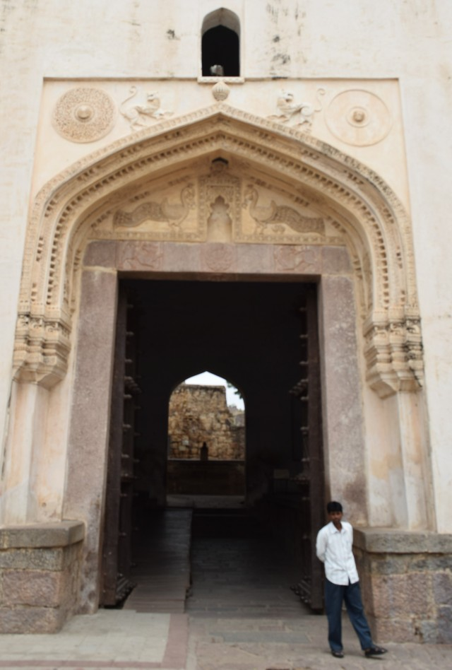 Bala Hissar Gate: main entrance