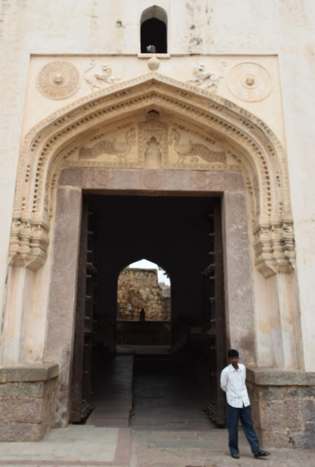 Bala Hissar Gate: main entrance
