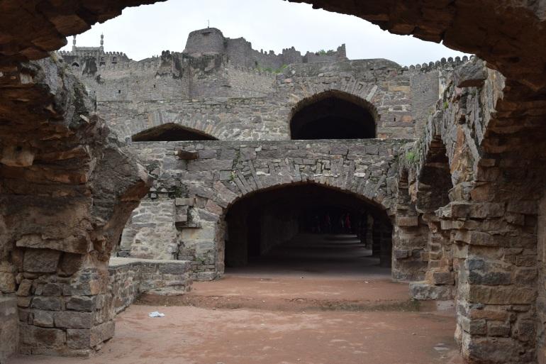Arched Passages