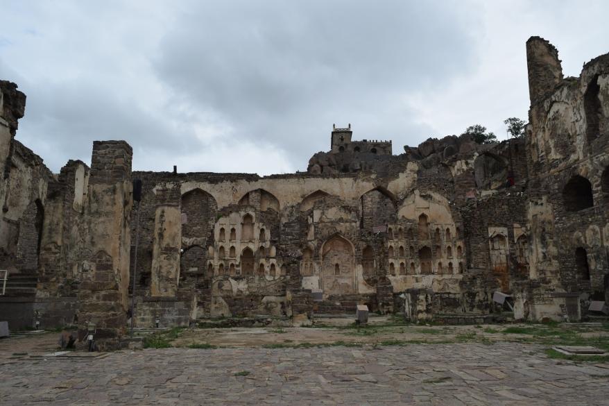 Queen's chambers