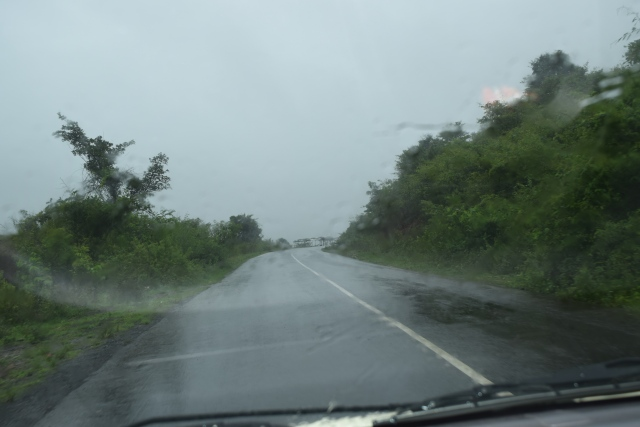on way to Tamhini Ghat