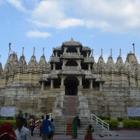A poetry in stone: Ranakpur