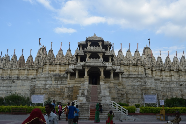 Jain temple at Ranakpur