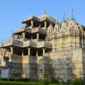 Jain temple sideview