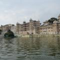 City Palace on banks of LakePichola