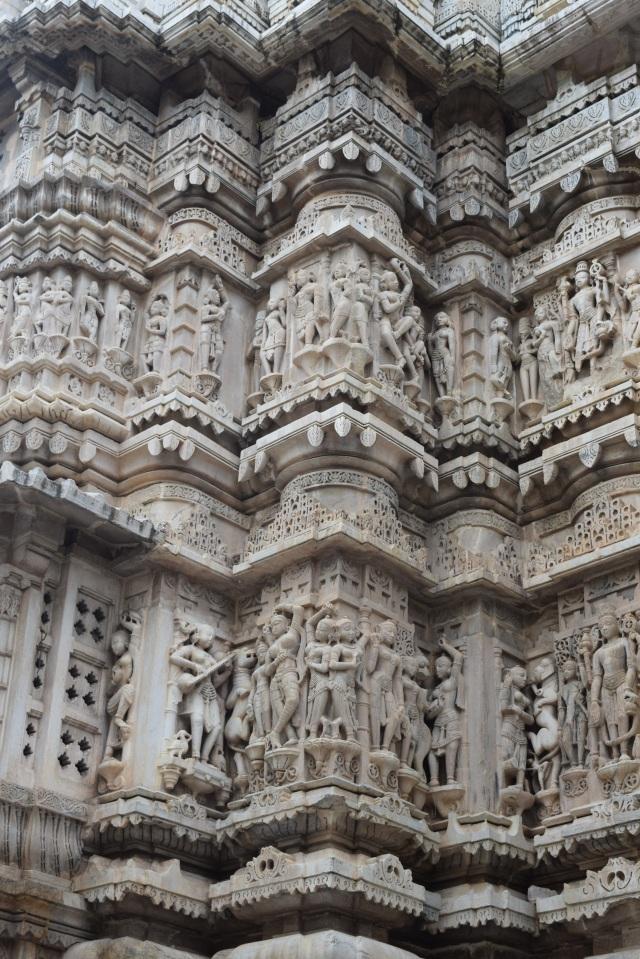 Temple exteriors