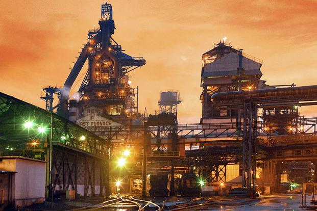 Tata Steel plant, Jamshedpur (photo courtesy Google Images)