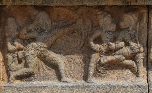 Bali vadh, story from Ramayan
