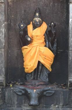 Goddess durga as Mahisasurmardini