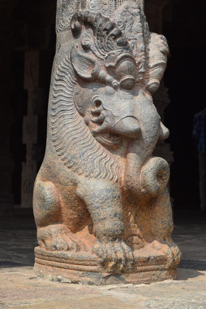 Yalli, a mythical creature