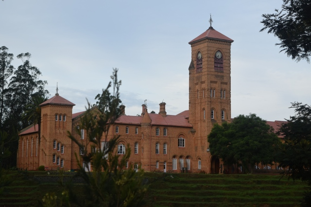 Flat top as it is popularly known(Lawrence School Main Building)