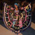 Kalbeliya dancer