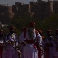 Rajput warriors