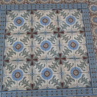 The Handmade Tiles of Athangudi Palaces Of Chettiyars