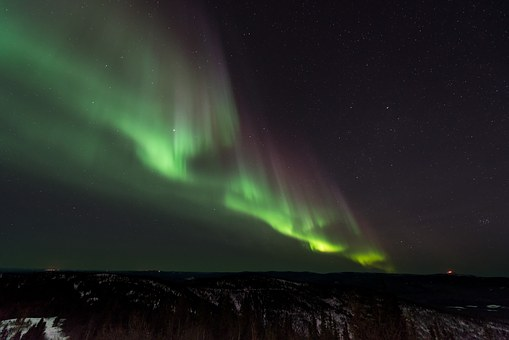 Northern Lights, Pic courtesy: Pixaby.com