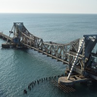 The Temple Town of Rama's Ishwar: Rameshwaram