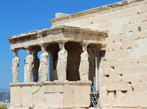Greek Temple, Pic courtesy Free Images Pixaby.com