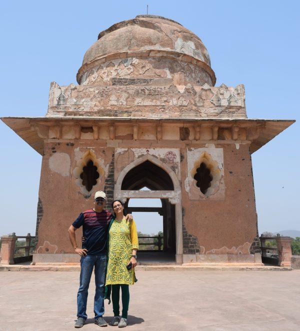 Jahaz Mahal, Mandu