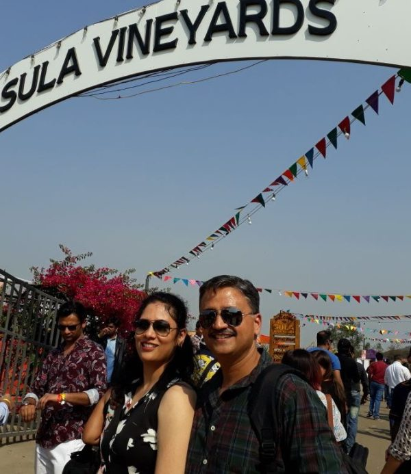 Sula vineyards music fest