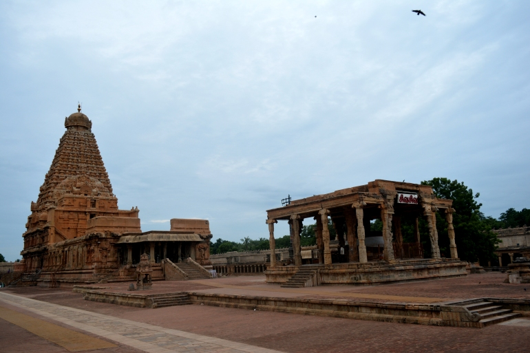 Big Temple at Thanjavur
