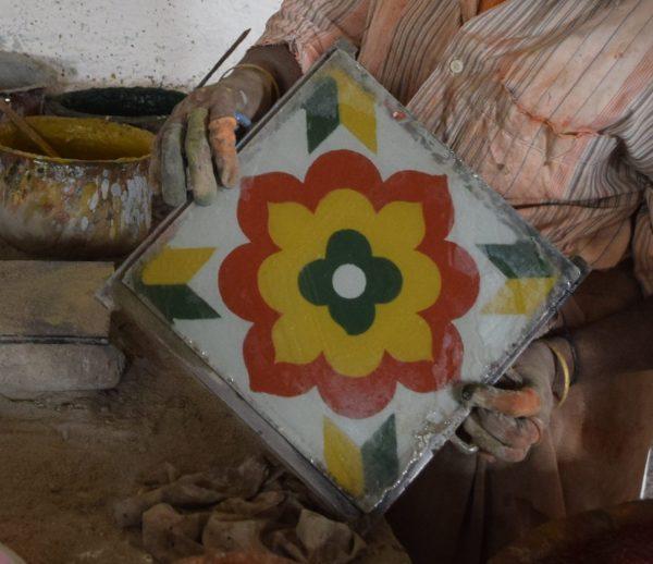 Athanagudi Handmade Tiles