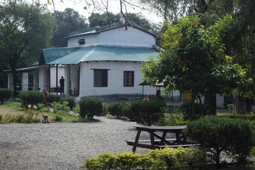 Corbett's home
