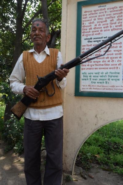 Prized possession of Trilok Singh