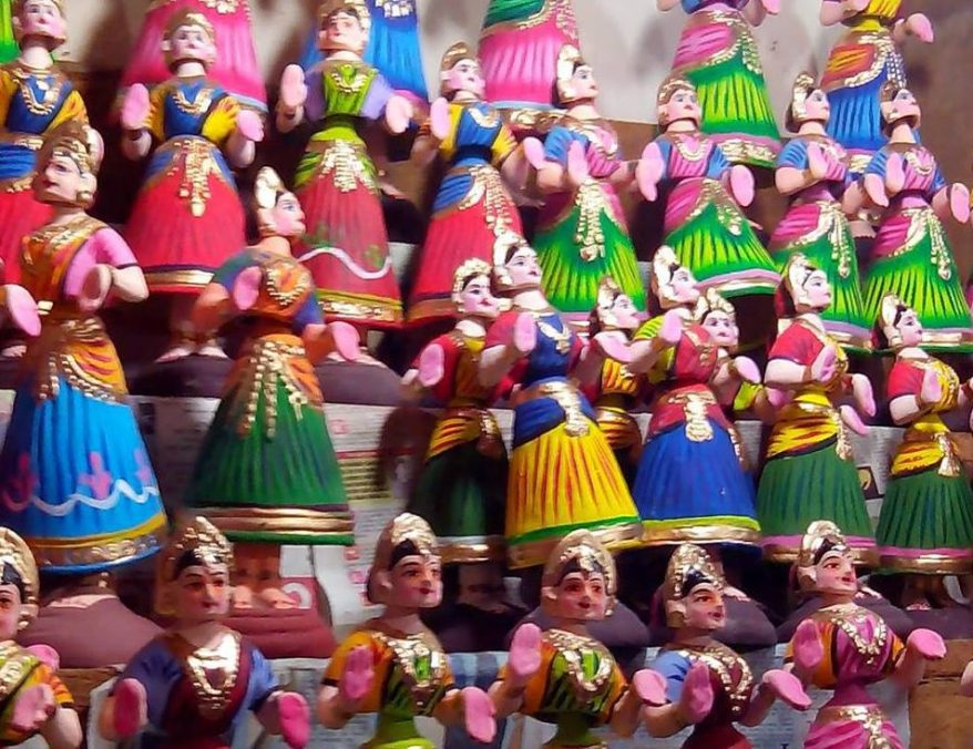 Thanjavur dolls