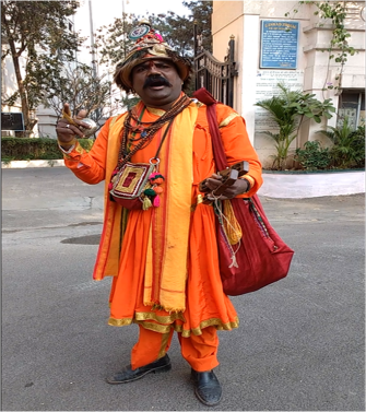 In the streets of Pune