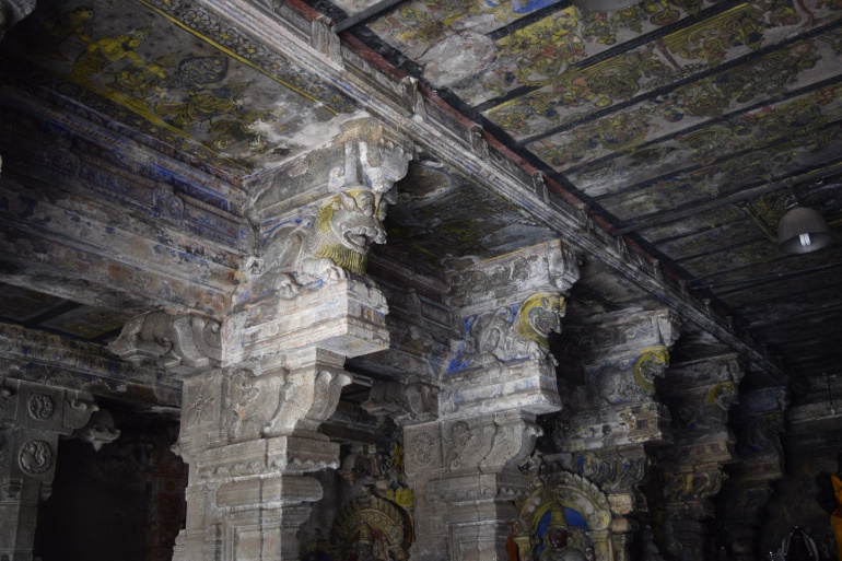 painted ceilings